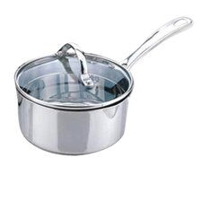 <strong>Sabichi</strong> Aspire 20cm Saucepan in Stainless Steel