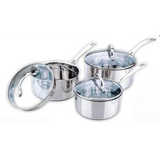 Aspire 3 Piece Pan Set