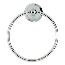 Kingston Towel Ring in Chrome