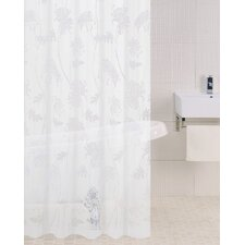 PEVA Shower Curtain in Cynthia