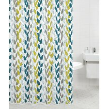 Polyester Shower Curtain in Sweetpea