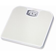 White Mechanical Bathroom Scales