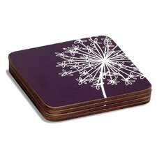 Allium Coasters (Set of 4)