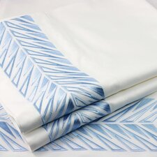 <strong>Plush Living</strong> Embroidered Sicily Sheet Set