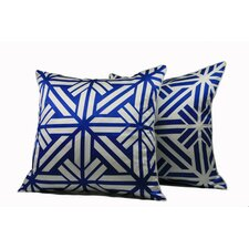 <strong>Plush Living</strong> Pallas Silk Pillow