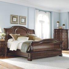 Capri Sleigh Bed