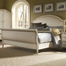 Provenance Sleigh Bed