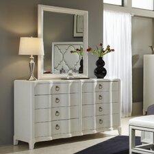 Cosmopolitan 8 Drawer Combo Dresser