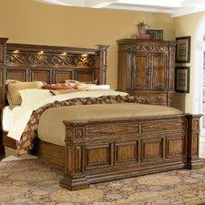 Marbella Panel Bed