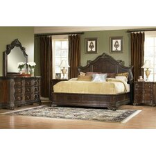 Grand European Panel Bedroom Collection