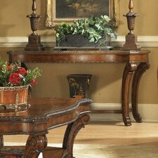 Old World Console Table