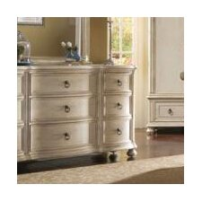 Provenance 9 Drawer Dresser