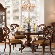 British Heritage 5 Piece Dining Set