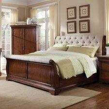 Margaux Sleigh Bed
