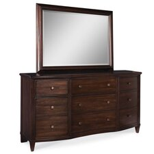 Intrigue 9 Drawer Dresser
