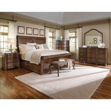 Cotswold Sleigh Bedroom Collection