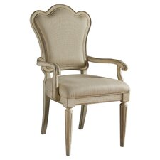 Provenance Upholstered Back Arm Chair