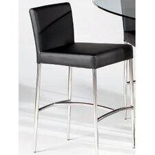 Cilla Bar Stool with Cushion (Set of 2)