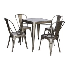 Alfresco 5 Piece Dining Set