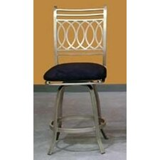 "Julia Swivel 36"" Bar Stool with Cushion"