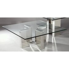 <strong>Chintaly Imports</strong> Sabrina Coffee Table