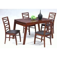 <strong>Chintaly Imports</strong> Cheri 5 Piece Dining Set