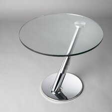 <strong>Chintaly Imports</strong> Angle Arm End Table