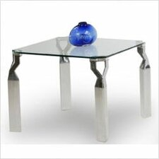 <strong>Chintaly Imports</strong> Soraya End Table