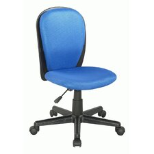 <strong>Chintaly Imports</strong> Mid-Back Youth Desk Chair