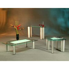 <strong>Chintaly Imports</strong> Tracy Coffee Table Set
