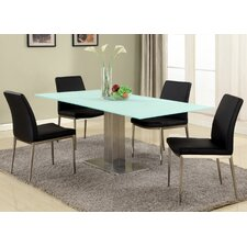 <strong>Chintaly Imports</strong> Tatiana 5 Piece Dining Set