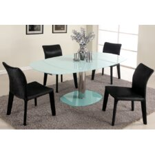 <strong>Chintaly Imports</strong> Tasha 5 Piece Dining Set