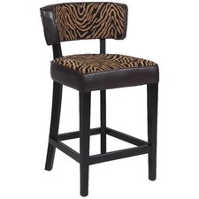 "Stationary 30"" Bar Stool"