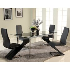 <strong>Chintaly Imports</strong> Tara Dining Table