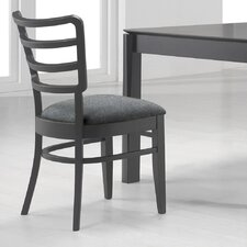 <strong>Chintaly Imports</strong> Diana Slat Back Side Chair