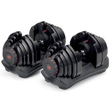 Select Tech 1090's Dumbbell Set