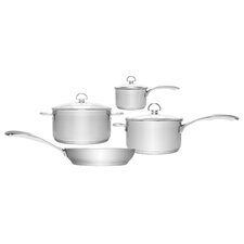 Induction 21 Steel™ 7-Piece Cookware Set