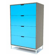 DR1 4 Drawer Storage Chest