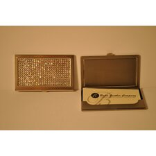 Cover Business Card Case