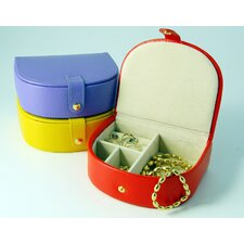 Bold and Spring Ladies Small Bow Front Jewelry Box