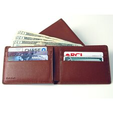 Men's Slim Wallet with Passcase