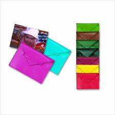 <strong>Budd Leather</strong> Lizard Print Photo Envelope Frame