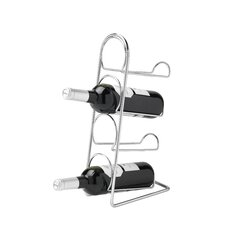 Pisa 4 Bottle Wine Rack