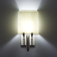 <strong>WPT Design</strong> Dessy1/8 1 Light Single Pane Wall Sconce