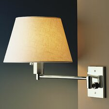 <strong>WPT Design</strong> Bilbao Swing Arm Wall Sconce