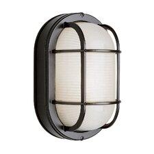 Outdoor 1 Light Fluorescent Wall Sconce