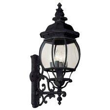 Outdoor 4 Light Wall Lantern