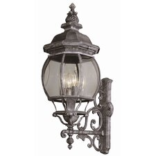 Outdoor 4 Light Wall Lantern