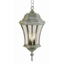 Outdoor 3 Light Hanging Lantern
