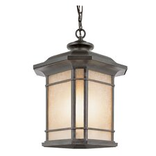 Corner Windows 3 Light Outdoor Hanging Lantern